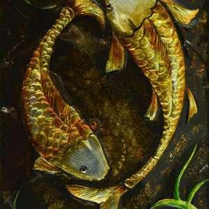 Fish-in-metal