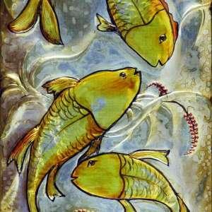 Fish-in-yellow