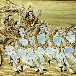 Shri-Krishna-Arjuna