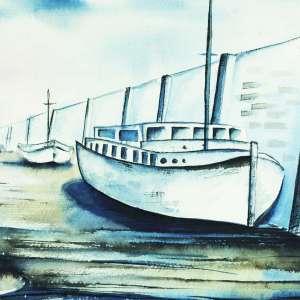 Boats-Moored