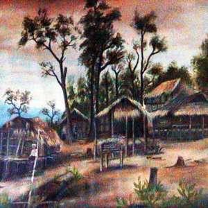 Landscape-Huts